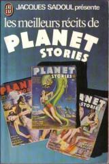 """Les Meilleurs Récits de Planet Stories Récits présentés par J'ai Lu, 1975 """"Les infinis"""" philip k dick"""