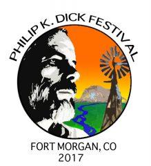 Philip k. dick festival 2017 logo